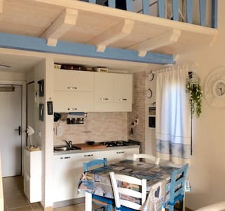 Cozy apartments in residence  FREE WIFI - Olbia  - Huis