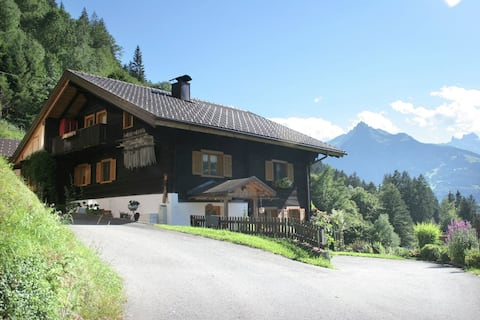 Cozy Apartment in Schruns Vorarlberg near Ski Area Montafon