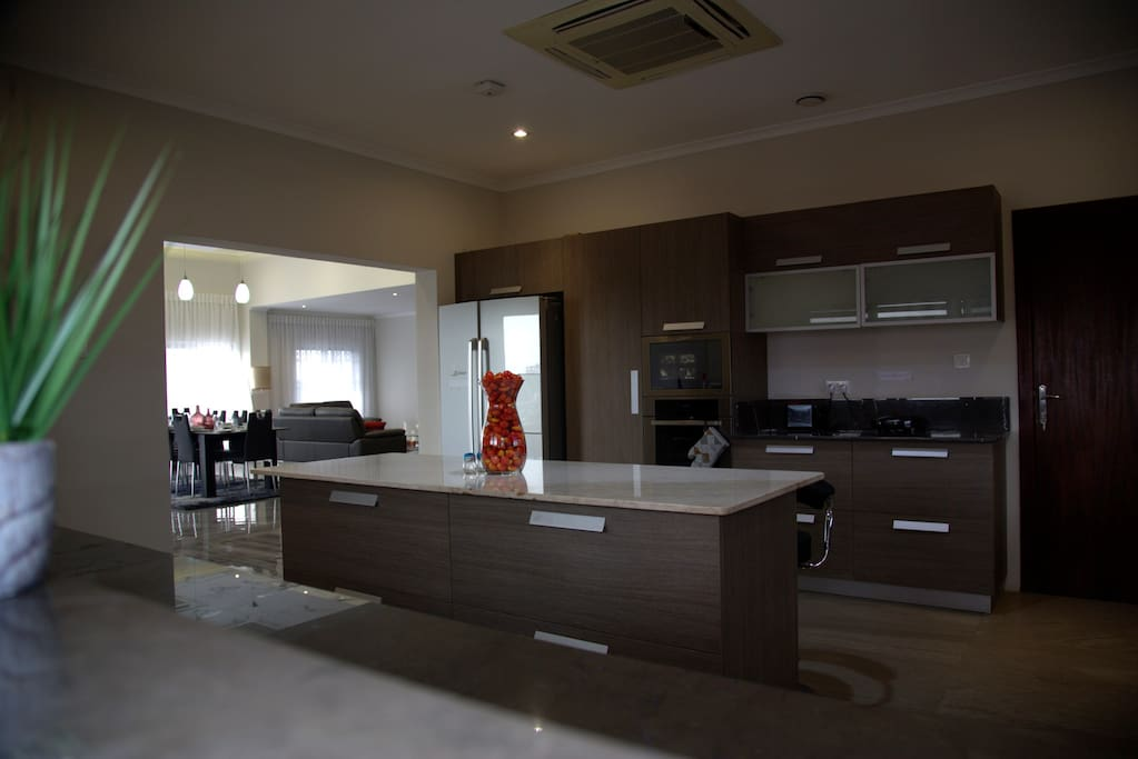 Fully Furnished Kitchen with accessories
