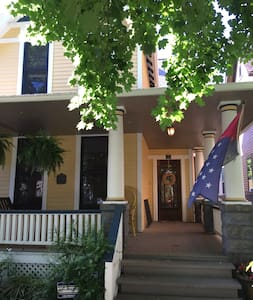 RNC - Private suite in a historic Ohio City home! - Cleveland