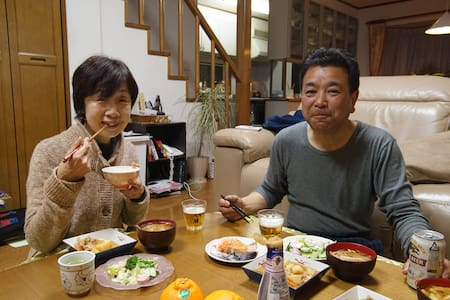 Home Stay countryside of Japan|Include dinner !! - House
