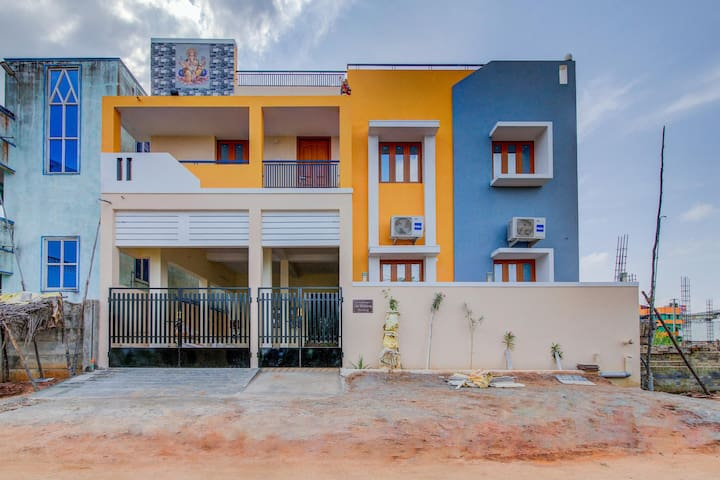 Modern 3BR in Puducherry(Best Priced) ☑