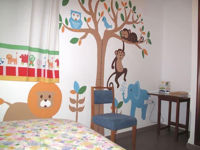 Piso duplex en el centro Aracena. Ideal familias - Aracena - Hus