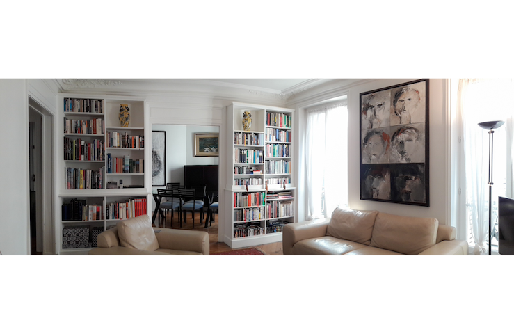 Beautiful luxury apartment close to Champs-Elysees