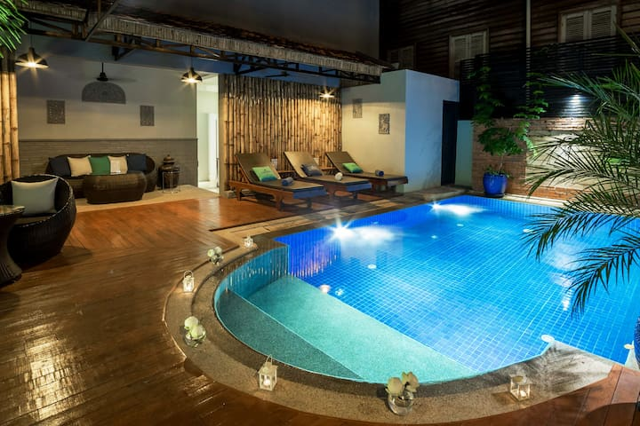 Villa D Boutique Premium Room+Free Pickup+Pool