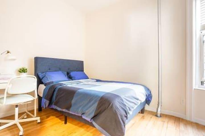 Comfort room close to Columbia University