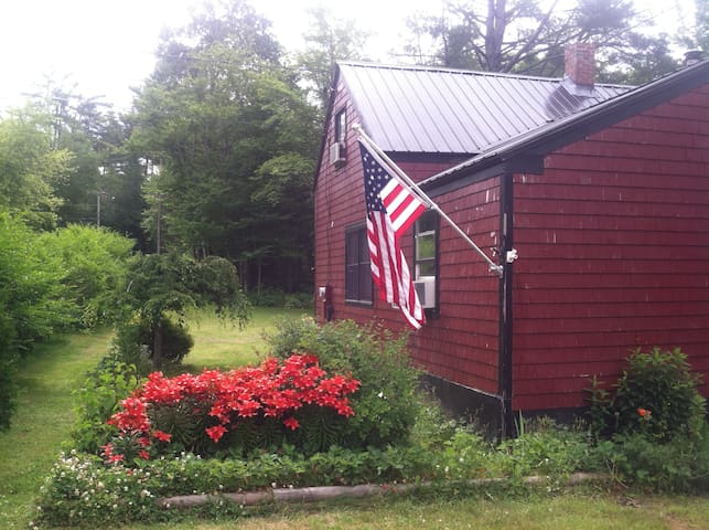 The Red House - Searsport - Casa