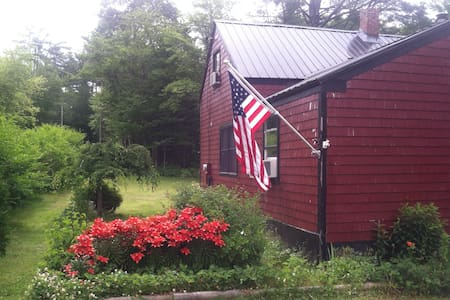 The Red House - Searsport - Haus