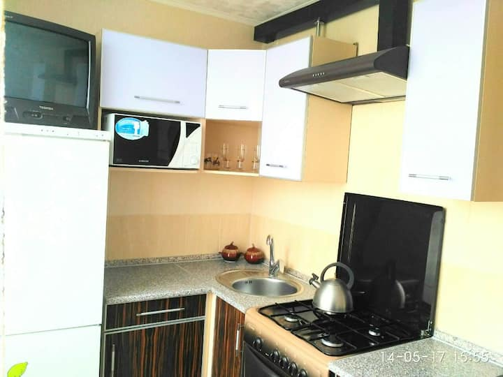 apartment 33m2 Staroshishkovskaya 7, KhAI district