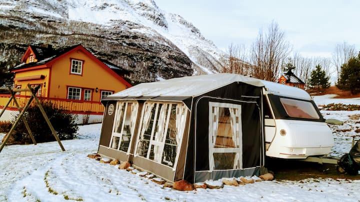 Sonja's  Vintercamp.