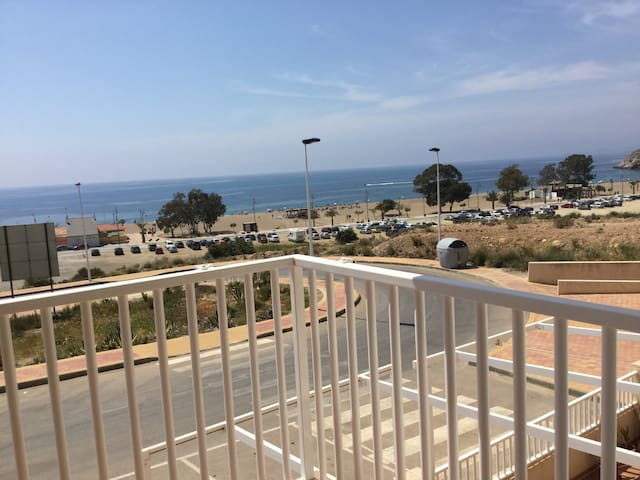 100 meters from the beach, wonderful views