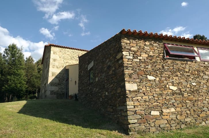 Quinta da Cerderia - Serra da Estrela - Seia - Tatil evi