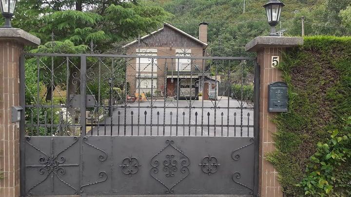 Villa en la Reserva de la Biosfera de Gordón