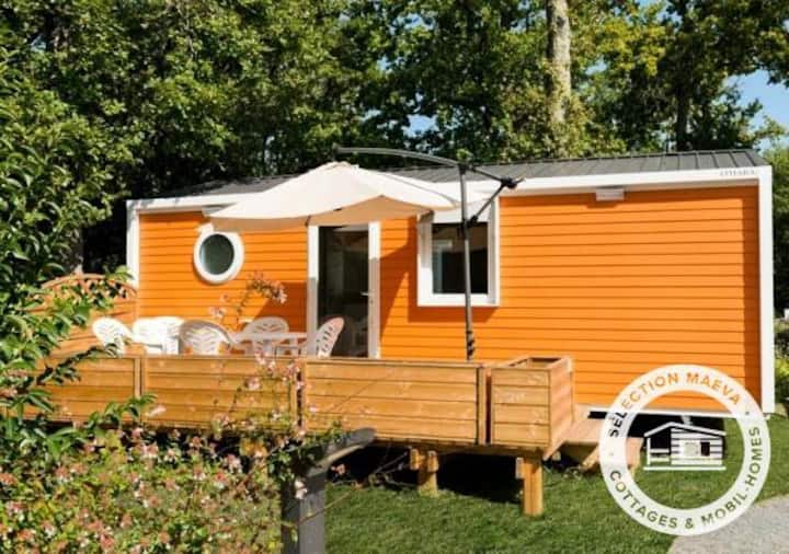 Mobil Home Ketch Woody 3 Pièces 4 Personnes + TV 140793