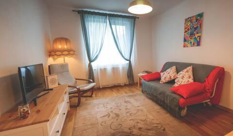 Kényelmes lakás
