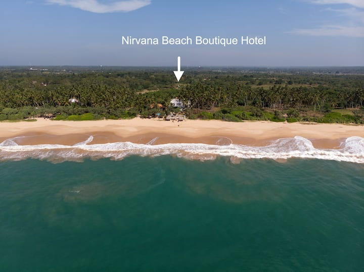 Nirvana Beach Boutique Hotel 5*