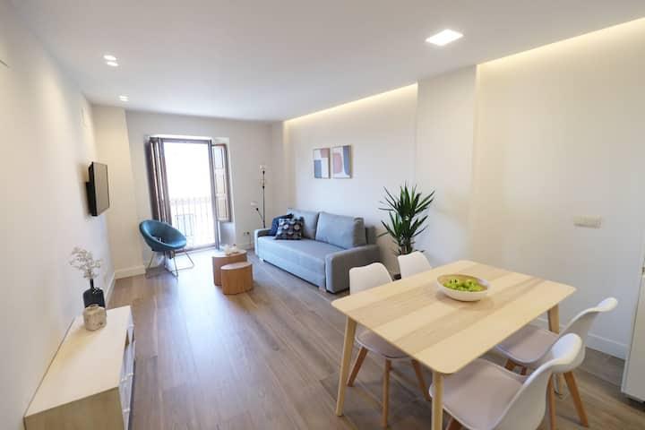 SAN VICENTE Apartments - Detalle y Confort