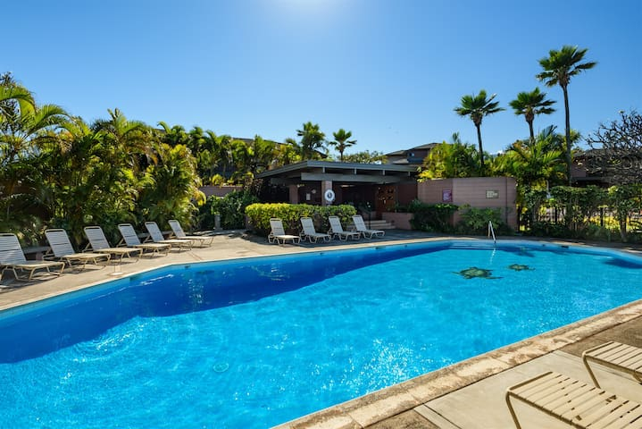 Go for a dip, lounge in the sun or indulge in whatever pleases you most