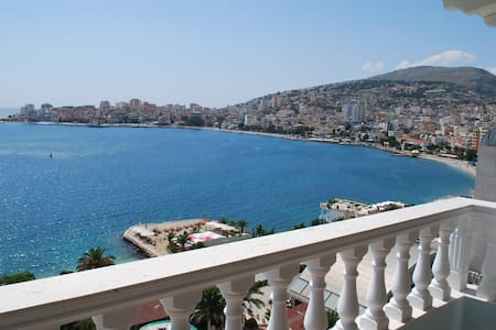 Balcony of Saranda - Sarandë