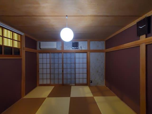 和室(寝室) / Japanese styled bed room