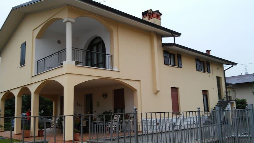 Ampio appartamento in Franciacorta - Ponte Cingoli - Apartamento