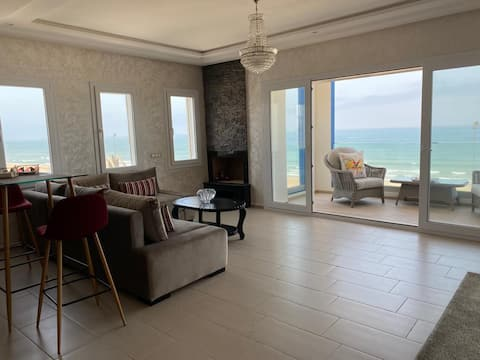 New built luxury apartment with amazing sea view