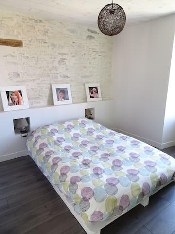 Chambres de charme chez l'habitant - Haute-Goulaine - Bed & Breakfast