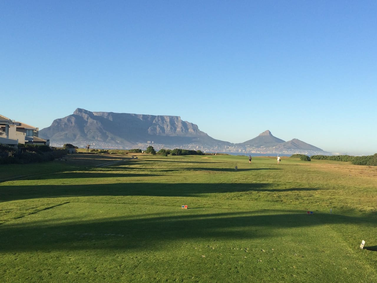 True links golf with breathtaking views