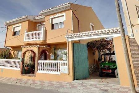 alojamiento Rural Casa Marta - Castillo de Tajarja - Rumah
