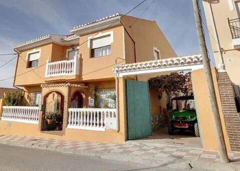 alojamiento Rural en Granada Casa Marta