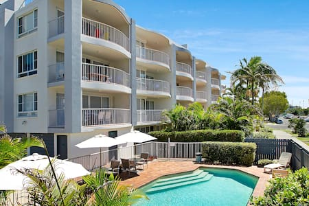 The Beach Houses Maroochydore!