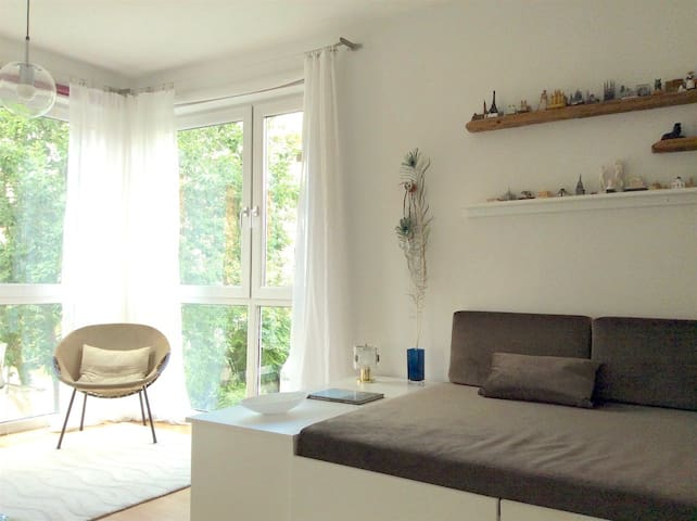 Second Bedroom can be used as an additional living space