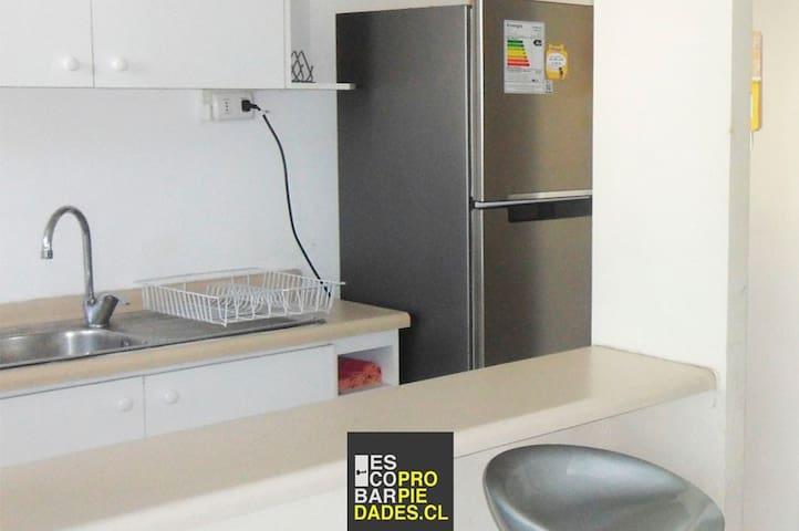 Departamento en Condominio /apartment in condomini