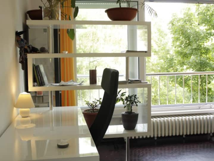 CENTRAL APARTMENT IN THE PARK by 18-time Superhost
