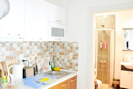 Walk to Kizilay, Embassies, Tunali & Hospitals - 2 - Ankara - Apartment