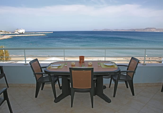 Crete Sitia Center Seaside view - Sitia - Apartment