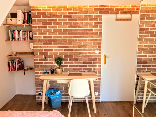 20 minutes CENTRE #NEW #PARKS #TERRACE #BREAKFAST - Prague - Apartment