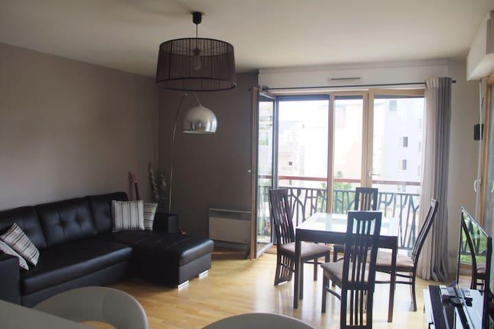 Appartement tout confort dans résidence standing