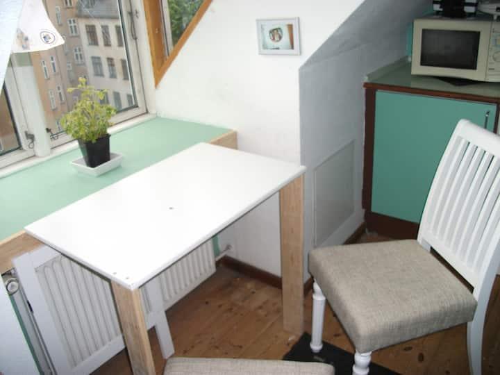 Room in Modern Loft Apartment in Copenhagen