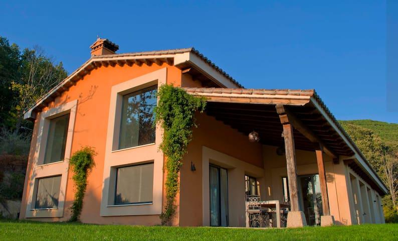 Casa de Campo con vistas increibles - Candeleda - Dům