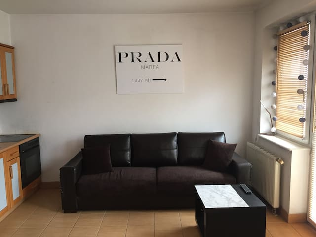 Studio Apartment in city center of GDYNIA 2 guests