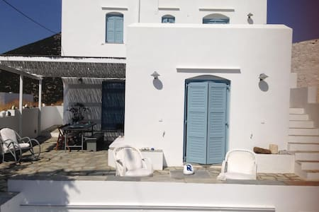 Beautiful Summer House in Sifnos - Milos