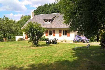 Chambre double à l'orée de la forêt des Andaines - Saint-Michel-des-Andaines - Rumah