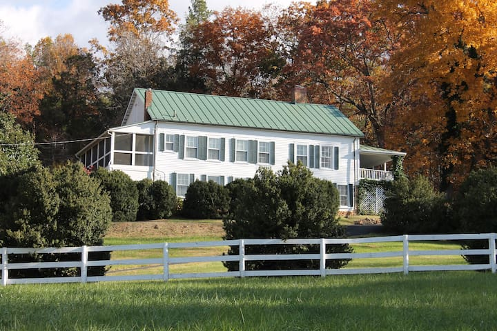 Gracious 19th Century Country Estate Home