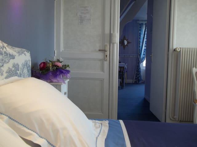 La Suite Saint-Jean - Saint-Jean-le-Thomas - Villa