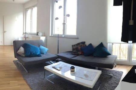 Beautiful modern and spacious apartment - Berlin - Apartment