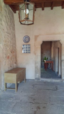 Aparto. en Casa Solariega centro histórico - Trujillo - Flat