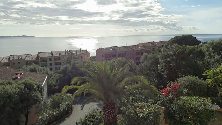 Chambre 2 Route des Sanguinaires - Ajaccio - Apartament