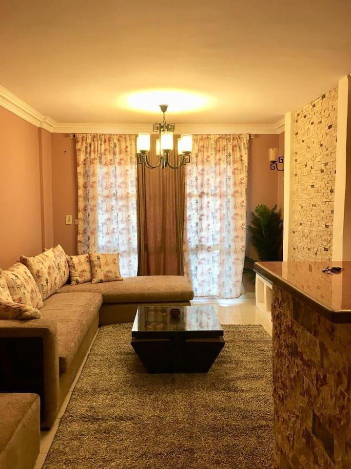 Luxury apartment Madinaty compound