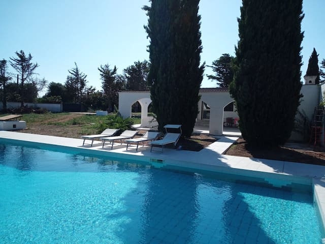 Relaxing and tranquil Villa with large pool